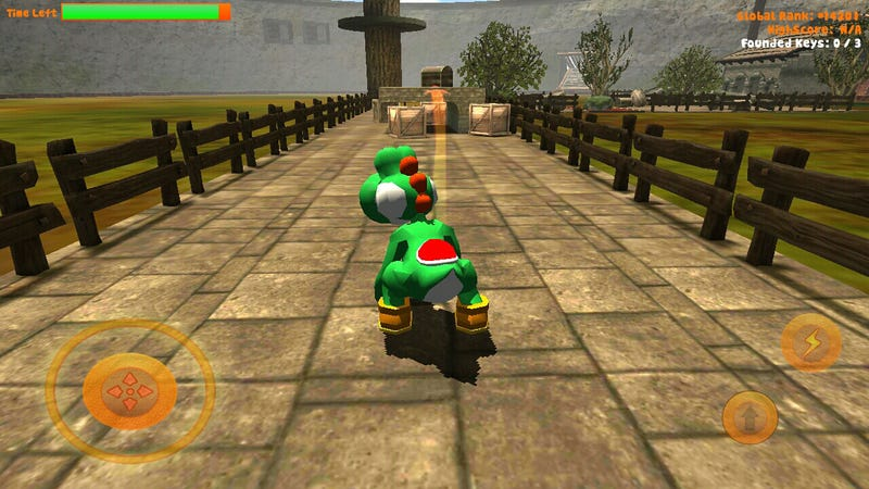 Yoshi's Unlicensed Adventure Available on Android, At Least Until Nintendo Figures Out How to Remove It