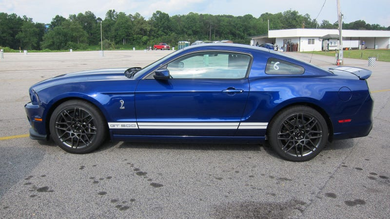 2013 Shelby GT500 Gallery