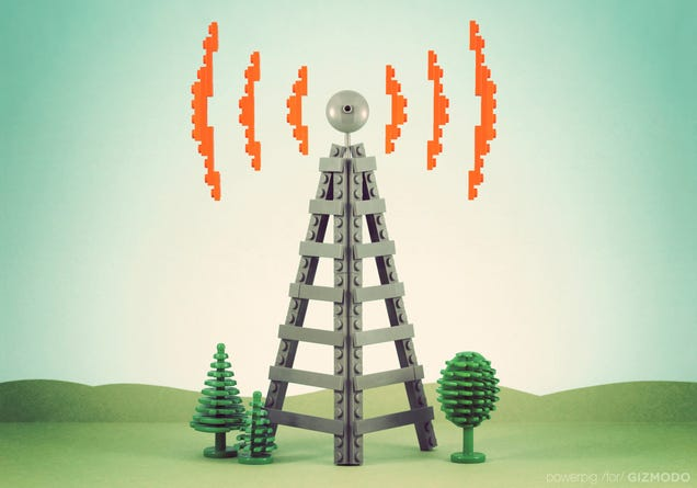 Giz Explains: What's Wireless Spectrum and Why You Care About It More Than You Think