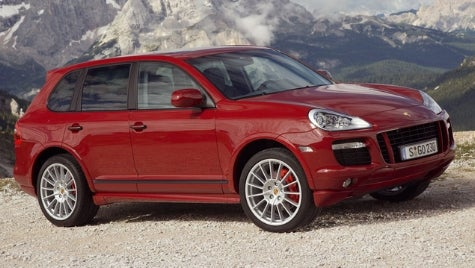 2008 Cayenne GTS To Be Unveiled in Chicago, Porsche Prez to Host