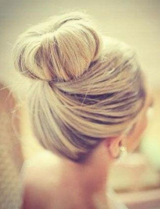 Ode to the Messy Sock Bun