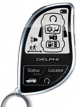 New Delphi Tech Ensures No More Dead Keyfob Batteries