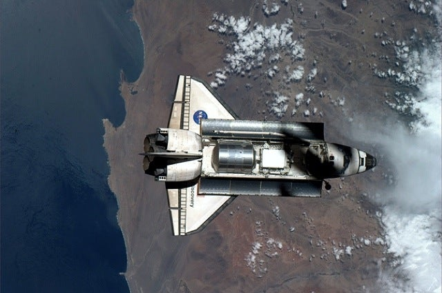 Who Gets the Space Shuttle Discovery When It Lands?