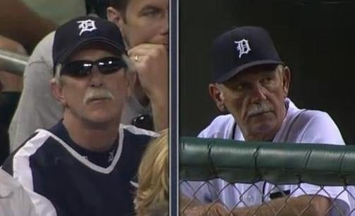 Tigers Manager Bears Strong Resemblance To Average Tigers Fan