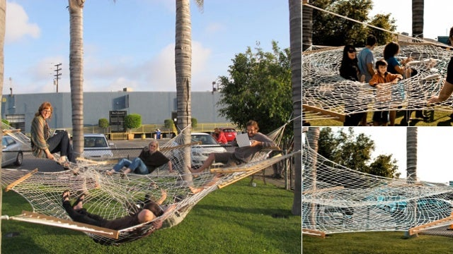 A Six Person Hammock Should Be Legally Required in Every Backyard