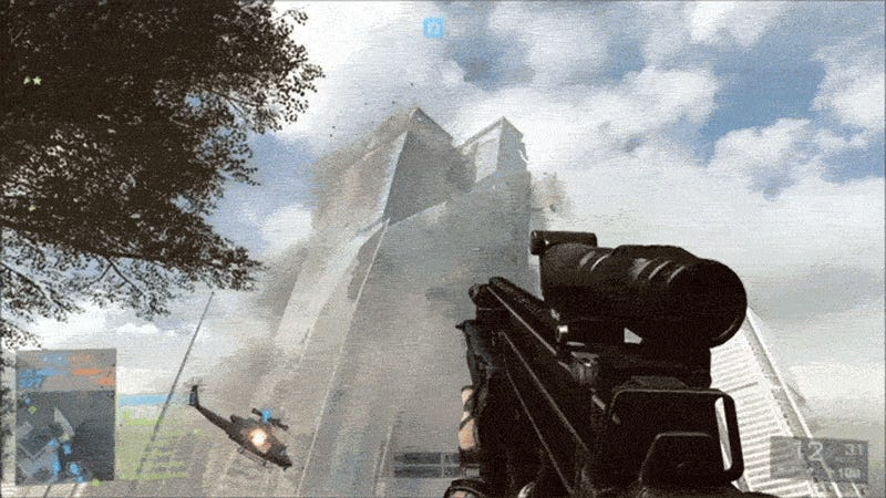 Battlefield 4 Sure Has A Lot Of Graphics