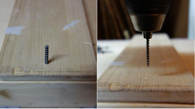 Remove Screws with Broken Heads Using a Drill Chuck