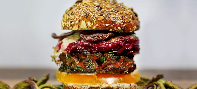 Even Game of Thrones' dragons would like to eat a Kaleesi Burger*