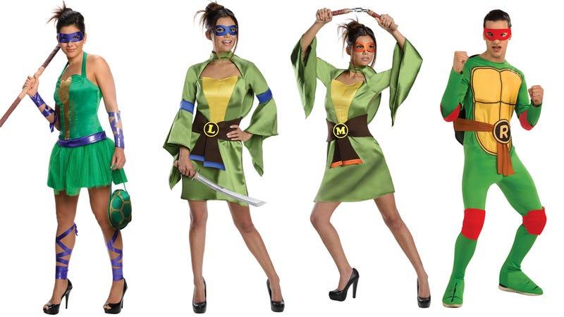 Best, Sluttiest and Weirdest Store-Bought Halloween Costumes for 2013