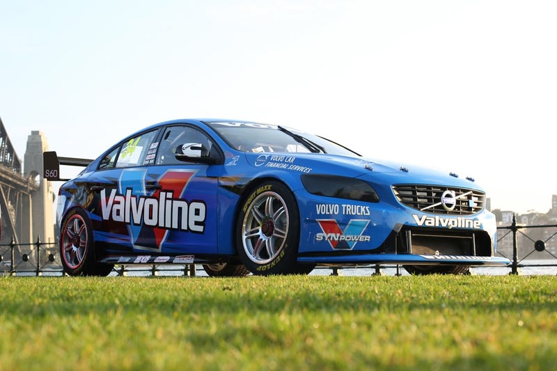 Volvo's V8 Supercar Contender Finally Surfaces