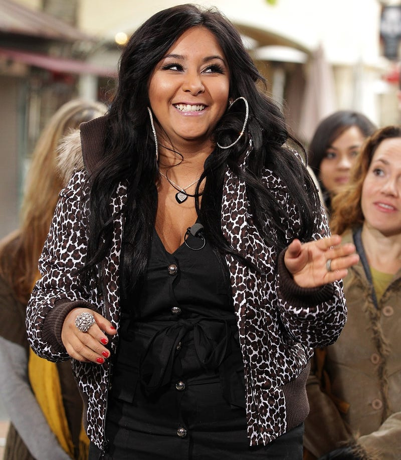 Snooki Would Like You to Call Her By Her Real Name Now