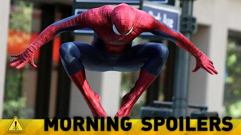 Does an Amazing Spider-Man 2 photo tease Spidey's worst villain team?