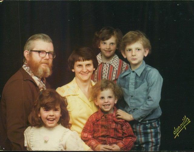 Shooting Challenge: Family Portrait