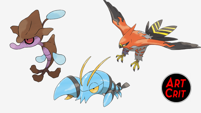 Show Us What You Love and Hate About These New Pokemon