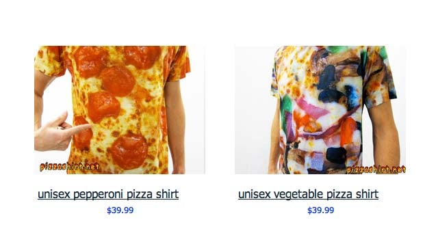 Let's All Go Out For Pizza Shirts