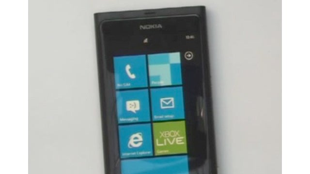 This Is Nokia's First Windows Phone