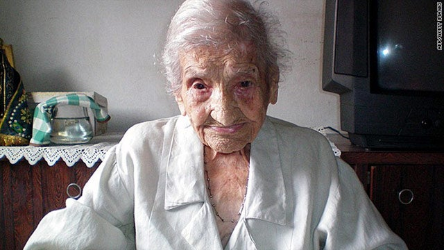 World's Oldest Woman Dies At 114