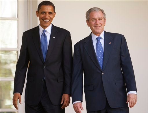 Your Obama/Bush Meeting Non-News News