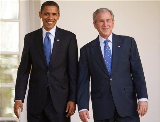 Your Obama/Bush Meeting Non-News News