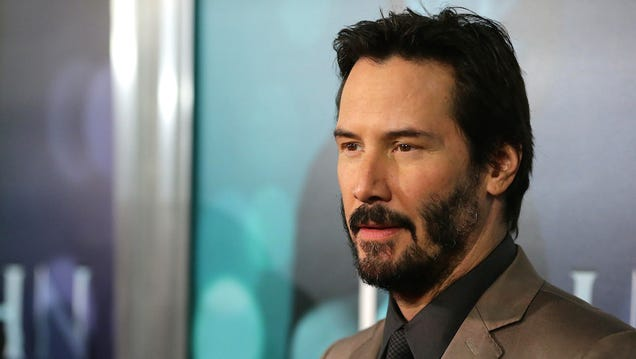 Sad Keanu Reeves Wishes He Got Better Movie Offers