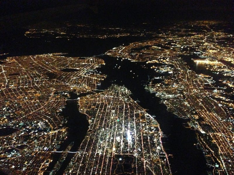 I Can't Get Enough of These Pictures Taken from Airplane Windows