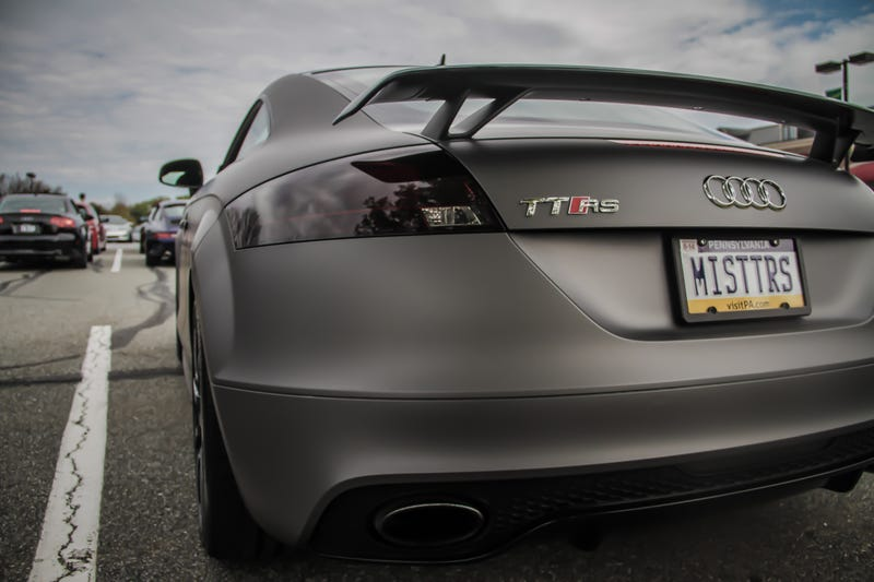 West Chester, PA Cars and Coffee 5/3/14