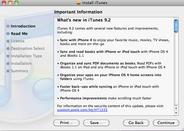 Here's What's New in iTunes 9.2
