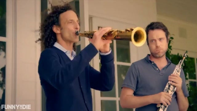 ​Quite Possibly The Greatest Thing Kenny G Has Ever Done