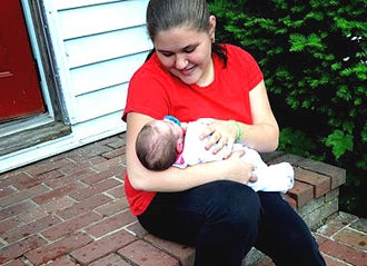 Teen Mom Denies Pregnancy Pact; Principal Stands By His Story