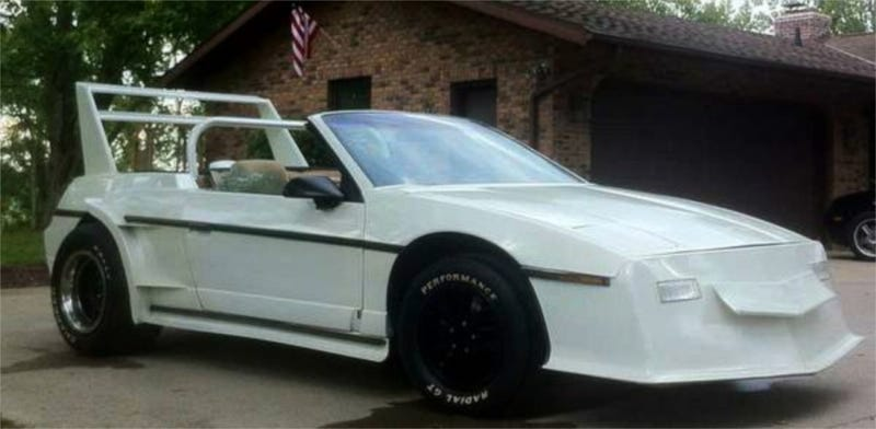 For $3,500, We Have Nothing To Fiero But Fiero Itself