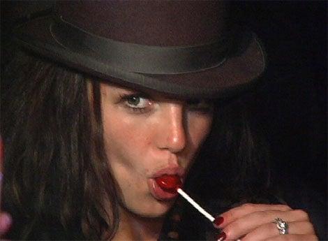 Britney Spears Mixes Up Her Stanley Kubrick Visual Metaphors