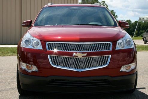 2009 Chevy Traverse, First Drive