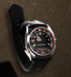 Sony Ericsson Updates Bluetooth Watch Line With Music Controlling MBW-150