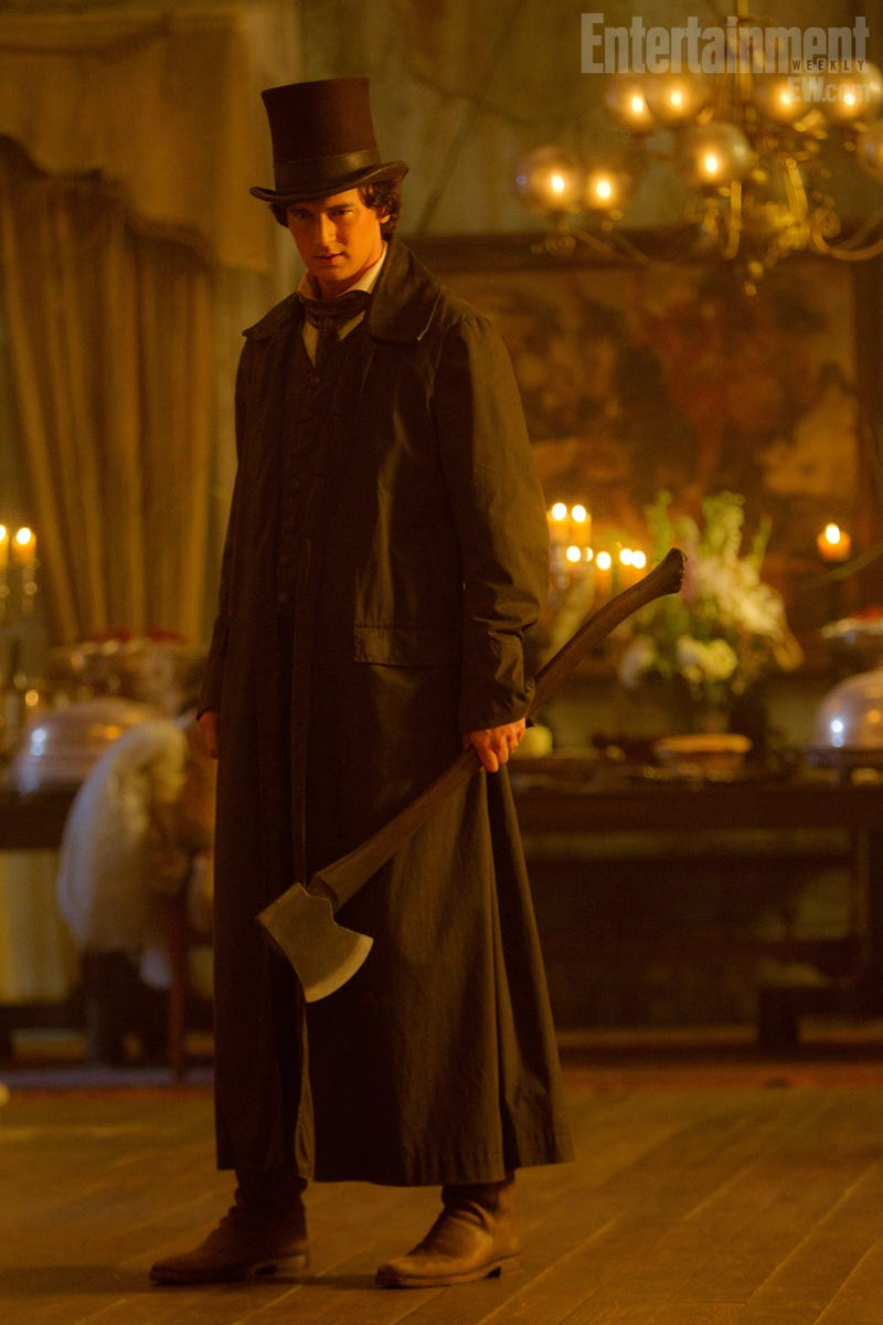 Gallery for Abraham Lincoln: Vampire Hunter