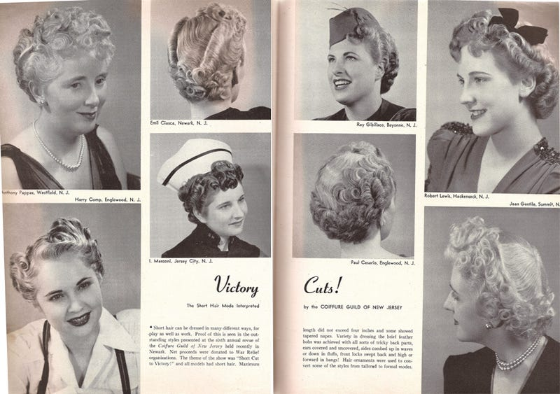Modern Beauty Shop: Winning The War, One Curl At A Time
