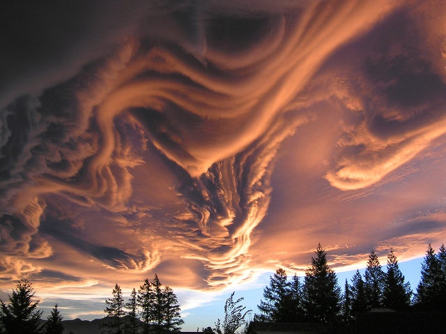 These ominous cloud formations could be of a completely new type
