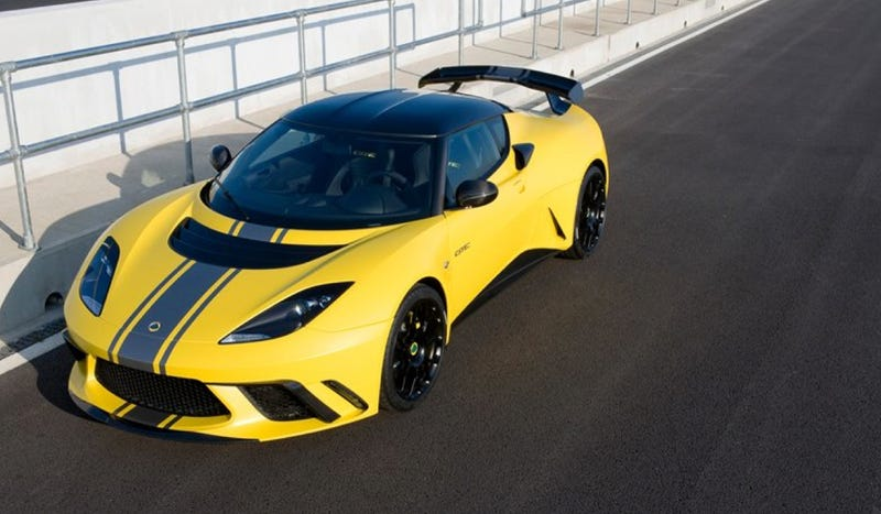 Lotus Spokesperson Repeatedly Denies That Lotus Is Going Out Of Business