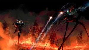 The Aliens Arrive!