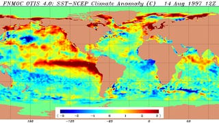 The El Nino That Was So Severe, It Stunted the Growth of Children