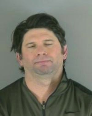 Todd Helton Got A DUI This Morning And Posed For An Unfortunate Mugshot