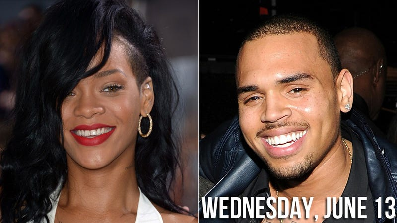Rihanna's Family Gives Her and Chris Brown Their Blessing