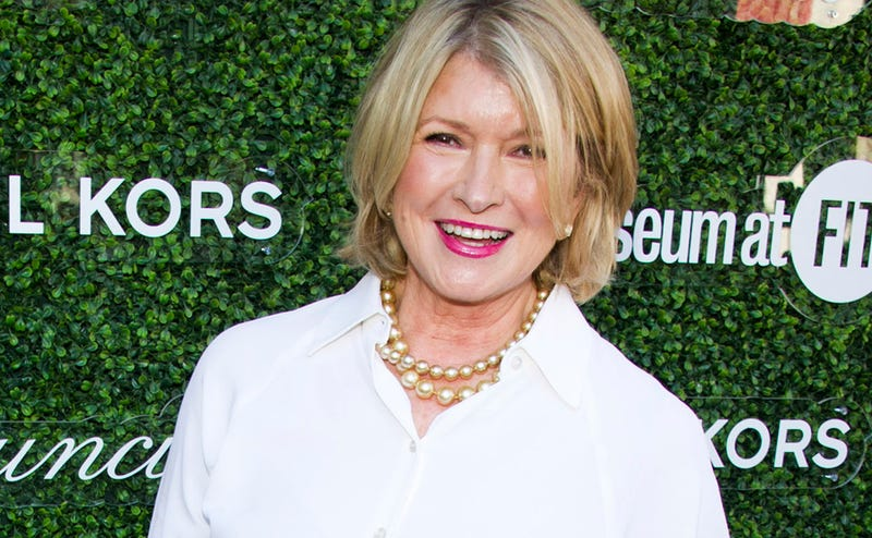 Martha Stewart Doesn't Live By Society's Rules