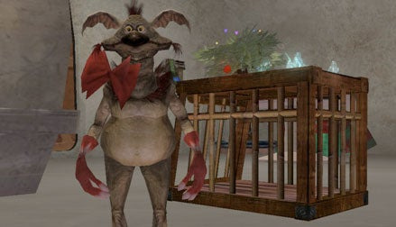 SOE Decks Their Virtual Halls This Holiday