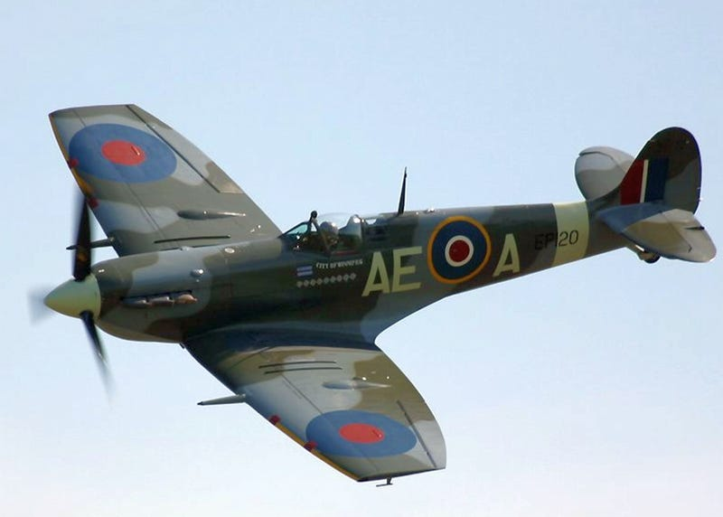 Plane of the Day - Supermarine Spitfire