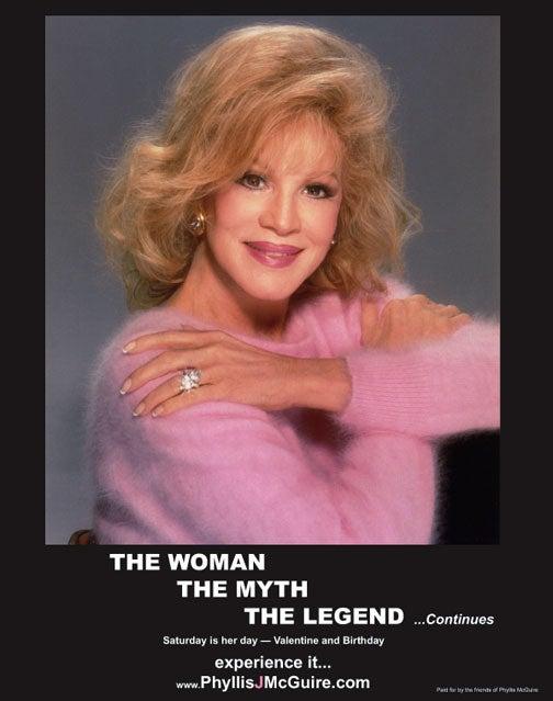 Experience The Phyllis J. McGuire Mystique