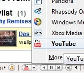 FoxyTunes Controls YouTube Tracks from Firefox