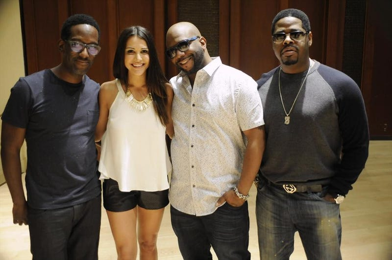 The Bachelorette Goes on a Group Date With Boyz II Men
