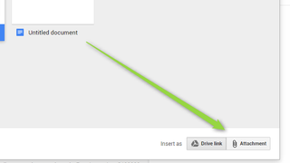 Google Drive Files Can Be Attached in Gmail as Files, Not Just Links
