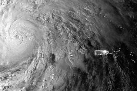The National Hurricane Center Totally Nailed the Sandy Forecast