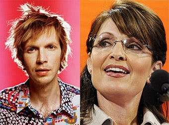 Sarah Palin Criticizes Coverage of DC Rally, Confuses One 'Beck' for Another